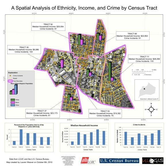 Ethnicity, Income, and Crime